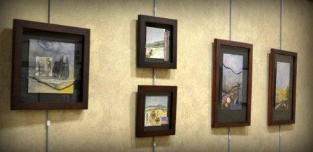 Blue Hill Gallery Exhibit October 2014